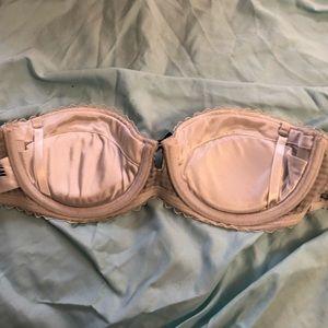 H&M Intimates & Sleepwear - H&M Strapless Bra - 34B
